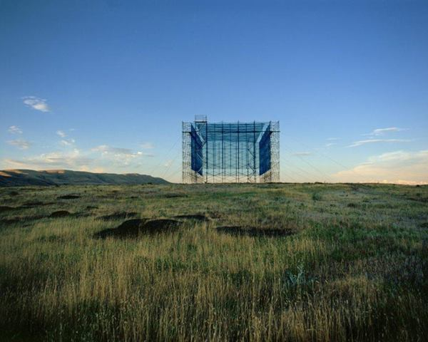 Lead Pencil Studio's Maryhill Double, 2006. Image courtesy of Architect magazine.